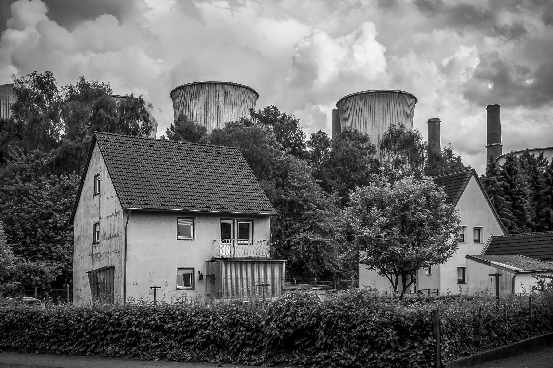 Annahme: Nachbarschaft  | © Wolfgang Röser