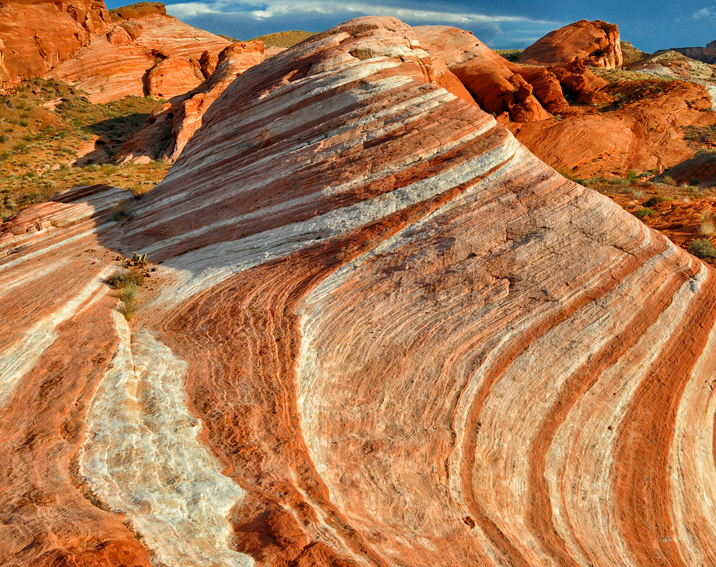 South Wave, 03 Valley of Fire, Arizona/USA   © Marianne Wogeck