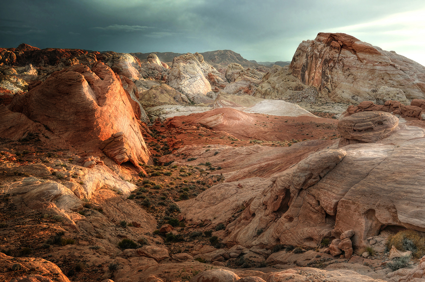 Valley of Fire, Arizona/USA   © Marianne Wogeck