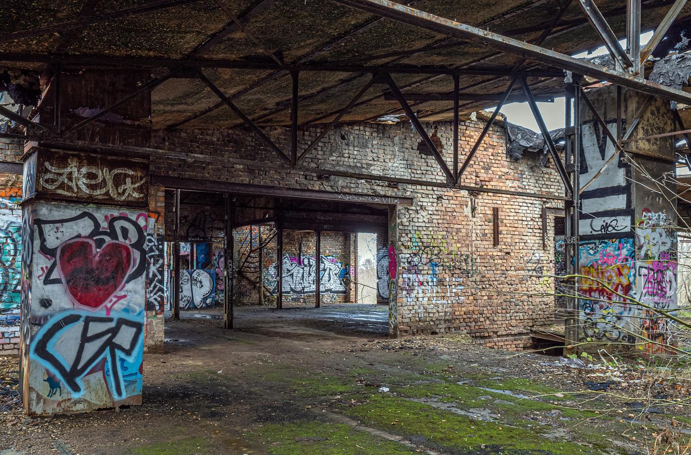 Werksgelände 01 | © Michael Rettberg