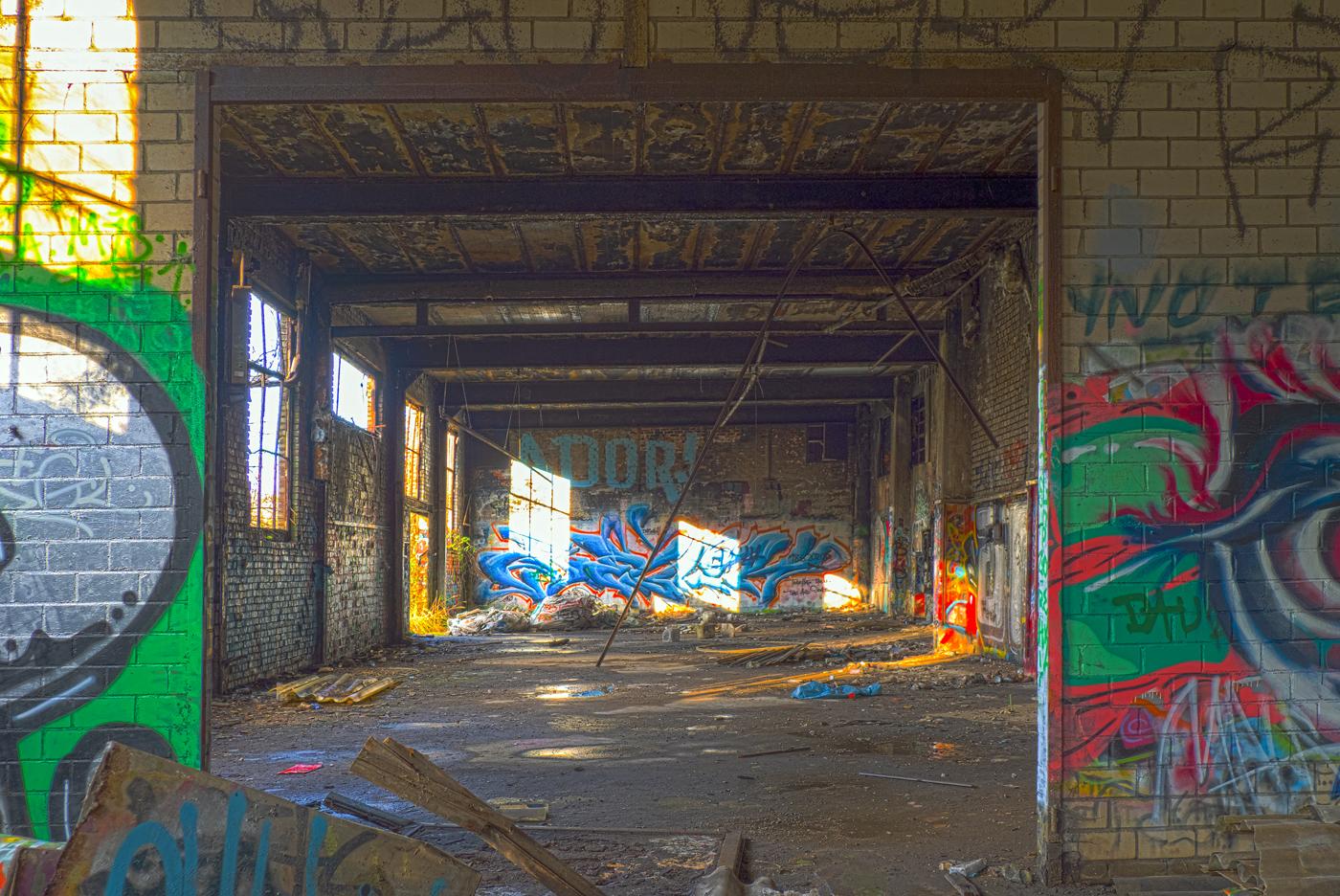 Werksgelände 07 | © Michael Rettberg