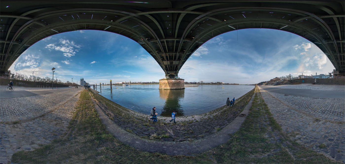Köln - Südbrücke