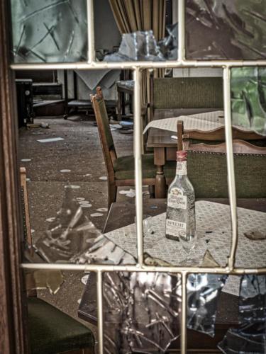Verlassenes Hotel-09 | © Harald Lydorf