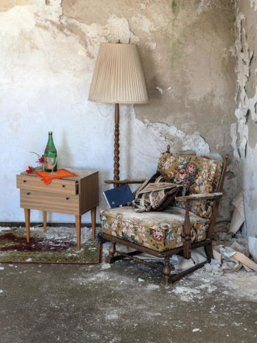 Verlassenes Hotel-07 | © Michael Rettberg